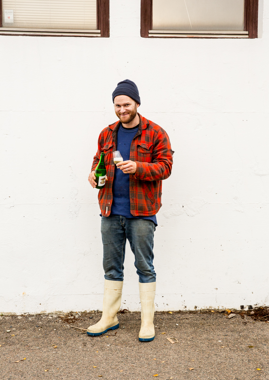 Photographer Colin Eick Norwegian Cider